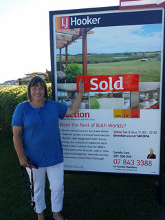 Congratulations Yvette on the purchase of your new home!