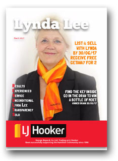Lynda Lee Latest Real Estate Magazine