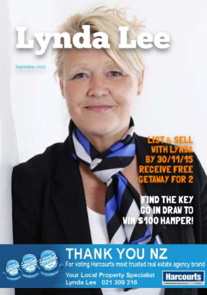 Lynda Lee Real Estate Magazine September 2015